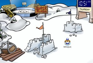 medeival-snow-forts